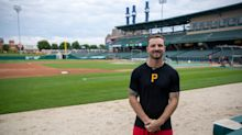How a starter at an Indiana golf course ended up playing for the Pittsburgh Pirates
