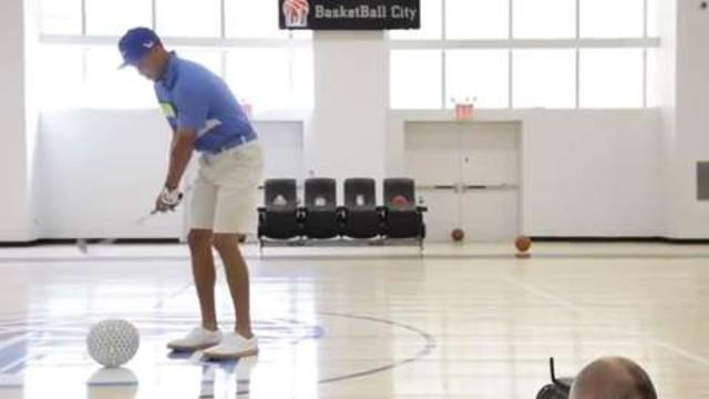 Golfers Who Give Back - NBA Point Guard Stephen Curry