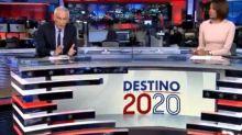 """Jorge Ramos corta transmisión de Donald Trump y llama """"mentiras"""" a sus palabras"""