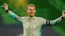 Neuer: Current Bayern Munich side better than 2013 treble winners