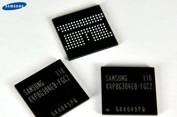 Samsung starts baking 30nm 4Gb LPDDR2 chips, packaging 2GB mobile RAM in April