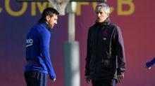 Messi pode decidir mais pelo Barcelona? Setién monta plano para isso