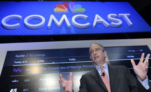 Comcast says Charter/TWC deal 'makes all the sense in the world'