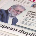 Iran vows retaliation for nuclear scientist death