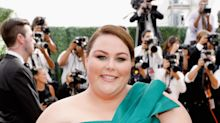 'Why you gotta put so much fabric on a big girl?': Chrissy Metz talks fashion inclusivity on the Emmys red carpet
