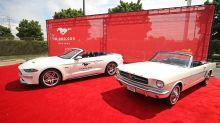 La toute première Ford Mustang appartient toujours à sa première propriétaire