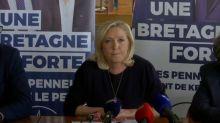 Dupond-Moretti candidat dans les Hauts-de-France? Le Pen exhume le vieux contentieux qui les oppose