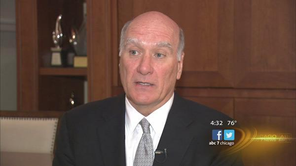 Bill Daley talks about run for governor