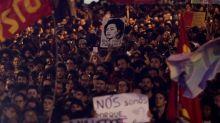 Massive protests held across Brazil after Rio councillor shot dead