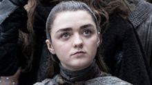 Game Of Thrones Stars Had Most Relatable Response To That Arya Stark Bombshell