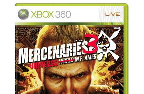 EA: 'There will be a Mercenaries 3'