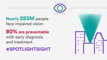 Johnson & Johnson Vision Launches Worldwide Campaign to #SpotlightSight in Honor of World Sight Day