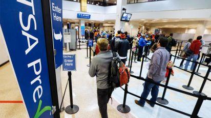 Travel easier with TSA Precheck or Global Entry