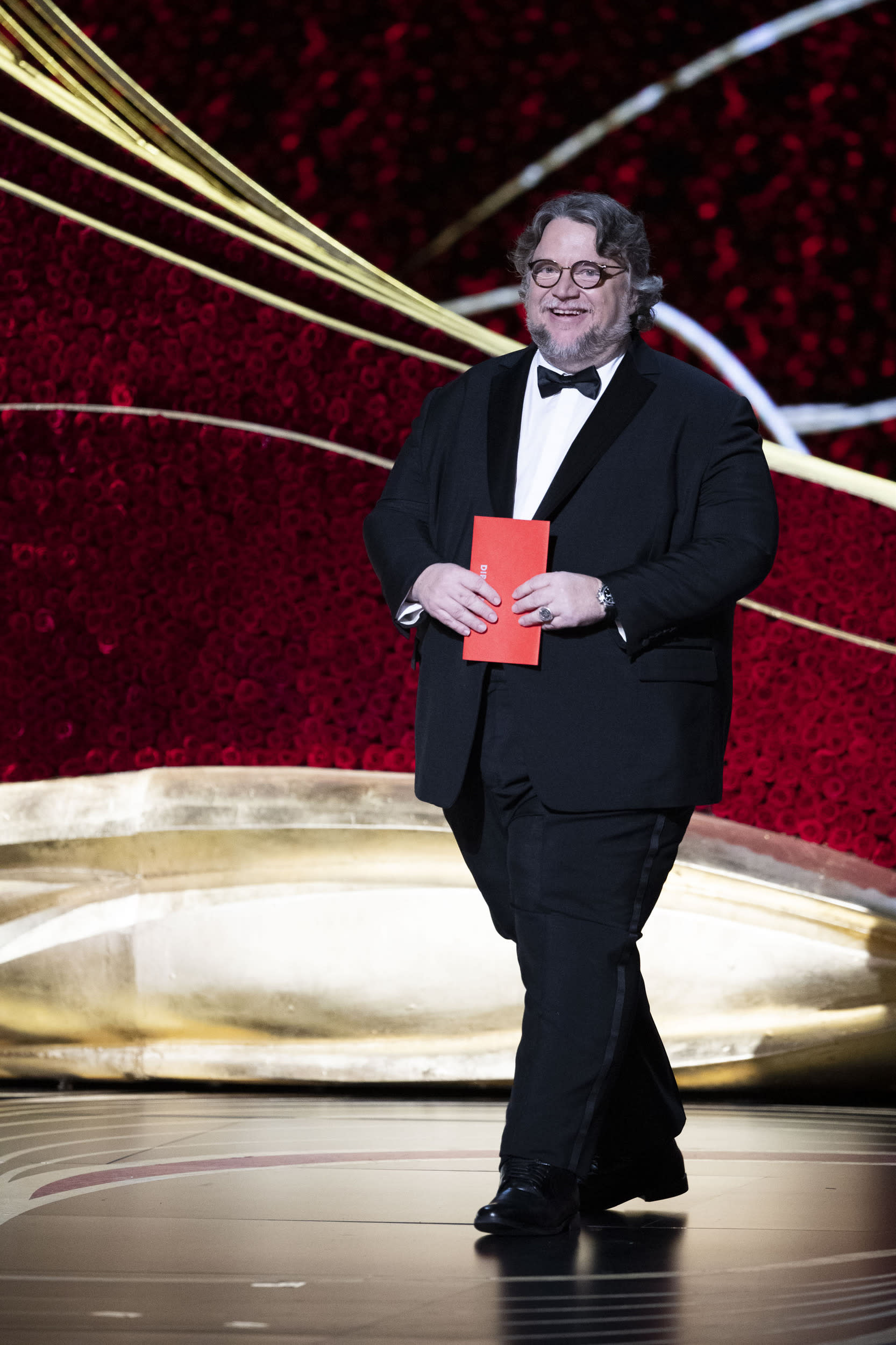 THE OSCARS® - The 91st Oscars® broadcasts live on Sunday, Feb. 24, 2019, at the Dolby Theatre® at Hollywood & Highland Center® in Hollywood and will be televised live on The ABC Television Network at 8:00 p.m. EST/5:00 p.m. PST.  (Craig Sjodin via Getty Images) GUILLERMO DEL TORO