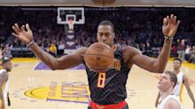 'B---h,' please: Dwight Howard challenges Laker fan to fight over postgame heckle