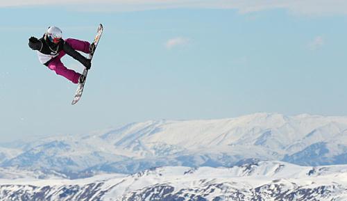 Snowboard: Snowboard-WM: Mittermüller verpasst Big-Air-Finale