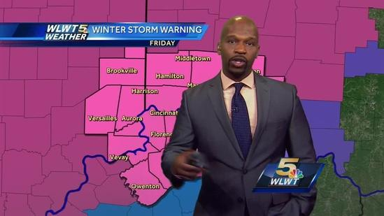 Potent winter storm headed for the Tri-State