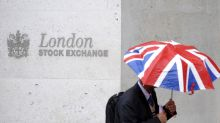 Intercontinental, Easyjet lead Britain's FTSE lower