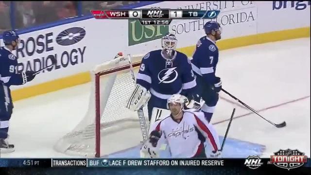 Washington Capitals at Tampa Bay Lightning - 01/09/2014