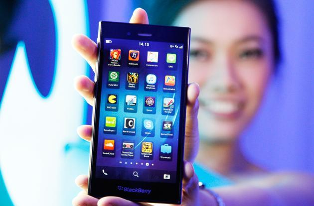 BlackBerry's rebirth: how a fallen smartphone giant plans to remake itself