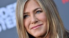 Jennifer Aniston turns heads in $6,500 leather mini dress: Shop the look for less