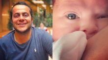 Thammy Miranda divulga perfil de Bento no Instagram e baba pelo filho