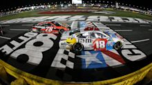 Quick takeaways from Charlotte: Through 12 races, Joe Gibbs Racing is winless