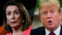 Pelosi says Trump is 'goading us to impeach him'