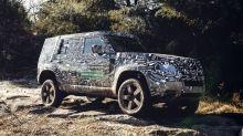 Land Rover Defender due for September reveal