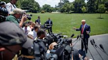 Trump sube la temperatura con China e Irán antes de partir hacia la cumbre del G20