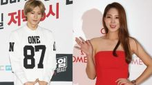 Jang Hyun-seung and Shin Soo-ji end relationship