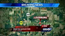Louisburg High School teacher killed in crash