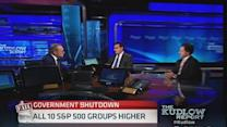 Investors complacent amid shutdown?