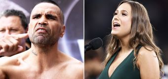 'It's wrong': Mundine's fury over national anthem first