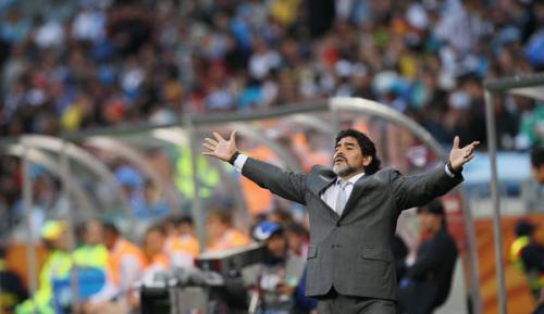 International: Diego Maradona will PES-Entwickler Konami verklagen