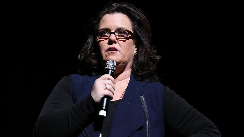 Rosie O'Donnell Responds to Backlash Over Suggesting Barron Trump Might Be Autistic