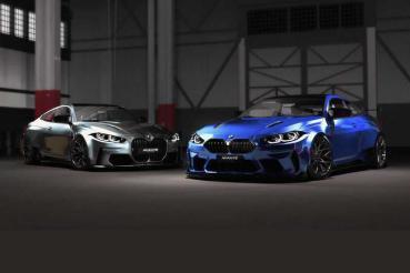 嫌鼻孔太大,Avante Design幫你的BMW M3/M4準備小鼻孔寬體套件