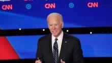 A Joe Biden Mailer Targeting Iowa Voters Uses Sinister Image Of Iran