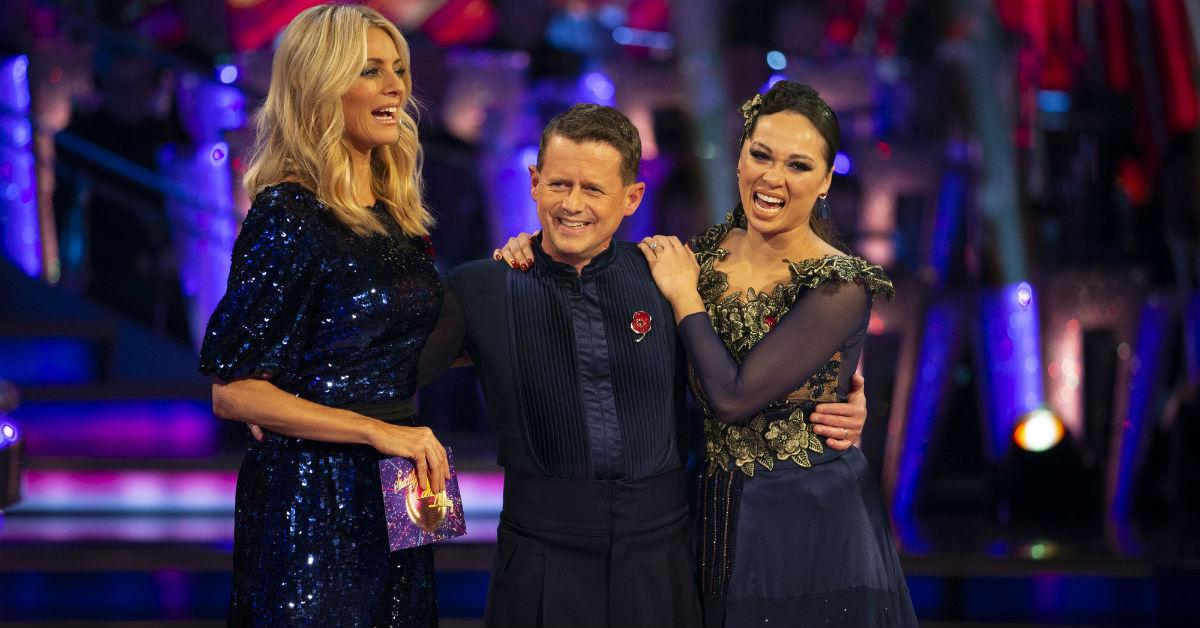 'Strictly' finally votes out Mike Bushell as Michelle Visage makes a shock appearance in the dance off