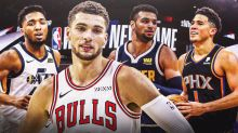 Bulls news: Zach LaVine reacts to Jamal Murray, Donovan Mitchell, Devin Booker busting out in bubble