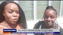 Orlando moms band together during crisis
