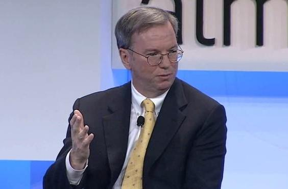 Google's Eric Schmidt says Android is profitable, could eventually be a $10 billion business