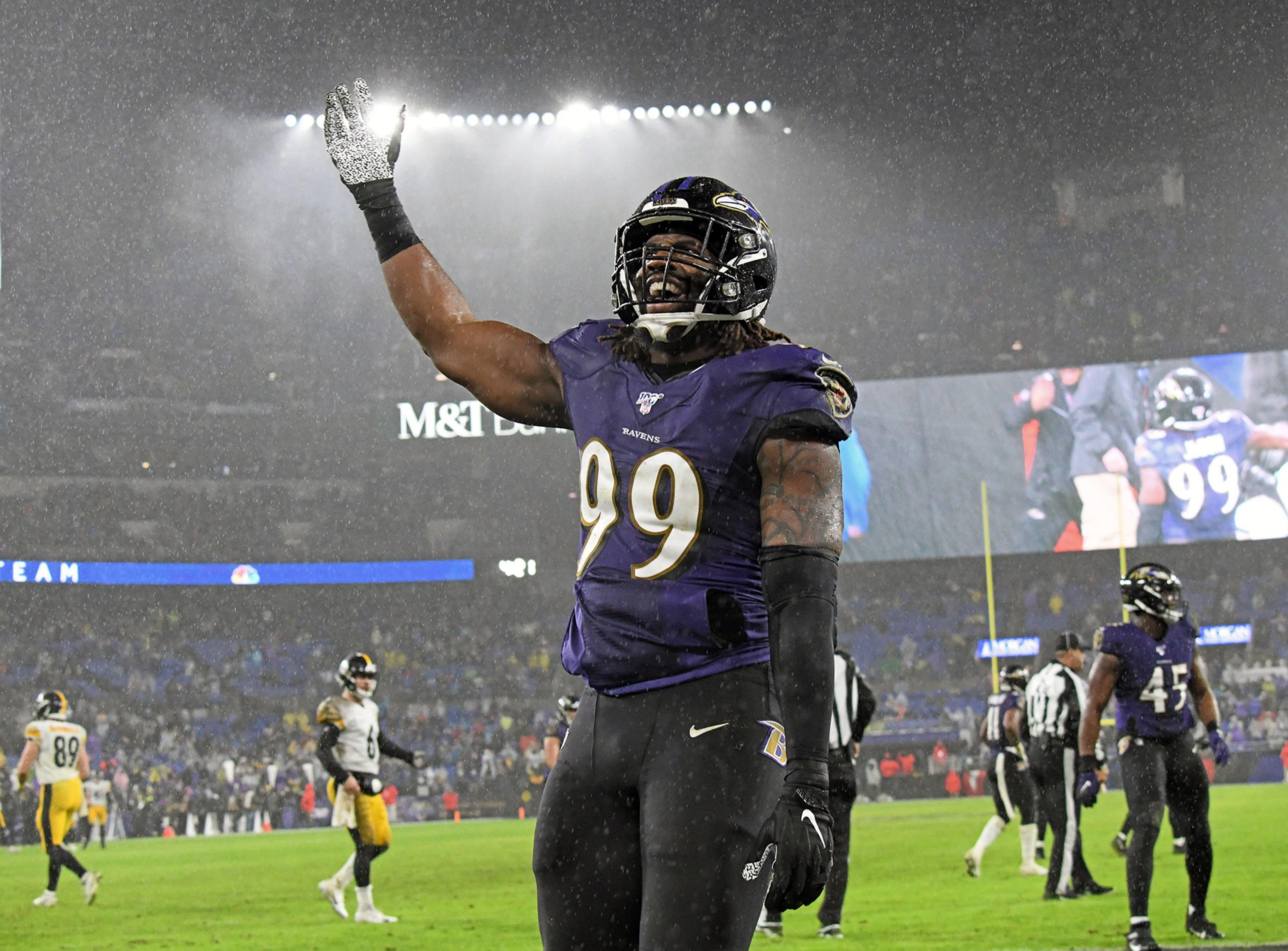 Ravens fail to reach long-term deal with Matthew Judon; linebacker will play 2020 season under franchise tag