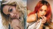 Rita Ora se pasa al pelirrojo para recibir al verano