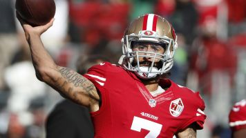 Kap holding his own pro day, welcomes NFL teams