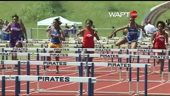 MHSAA Track and Field Championships: Boys and girls hurdles