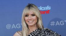 Heidi Klum says she can't get coronavirus test after leaving 'AGT' ill: 'There just isn't one here'