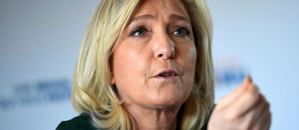 Soupçons de fraudes au RN: le rapport de police qui accable Marine Le Pen