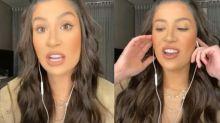 """Bianca discute machismo no 'Pânico' e grita para ser ouvida: """"Posso falar?"""""""
