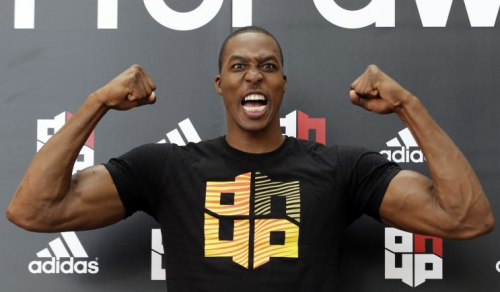 Dwight Howard could once justify a general manager's entire method. (AP)